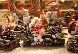 Marché Vert Noël: i mercatini di Natale ad Aosta