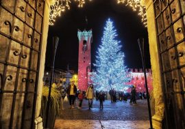 The Christmas Market in Trento