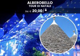 Walking Tour ad Alberobello per Natale