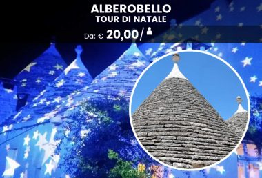 Walking Tour ad Alberobello per Natale