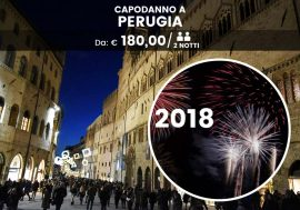 Offerta Speciale di Capodanno a Perugia