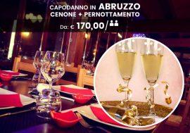 Cenone di Capodanno in Hotel con pernottamento | Abruzzo