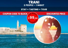 Romantic Getaway in Puglia: a Weekend in Trani