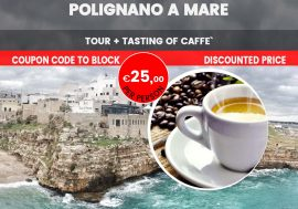 Fabulous Tour of Polignano a Mare