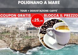 Walking tour di Polignano a Mare