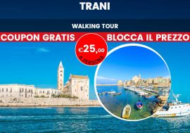 Visitare Trani in un giorno: walking tour guidato
