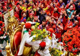 Historic Carnival Celebrations in Italy: Ivrea
