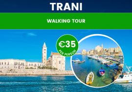 Walking Tour in Puglia: Trani and its Synagogue