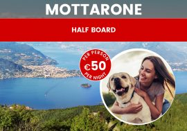 Pet holidays in northern Italy: a short break with your 4-legged friend