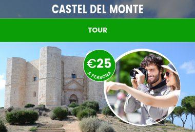 Tour di Castel del Monte in Puglia