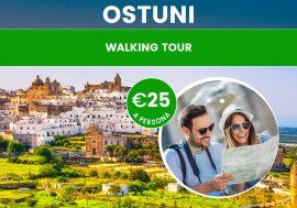 Walking tour ad Ostuni: tra mare e cultura