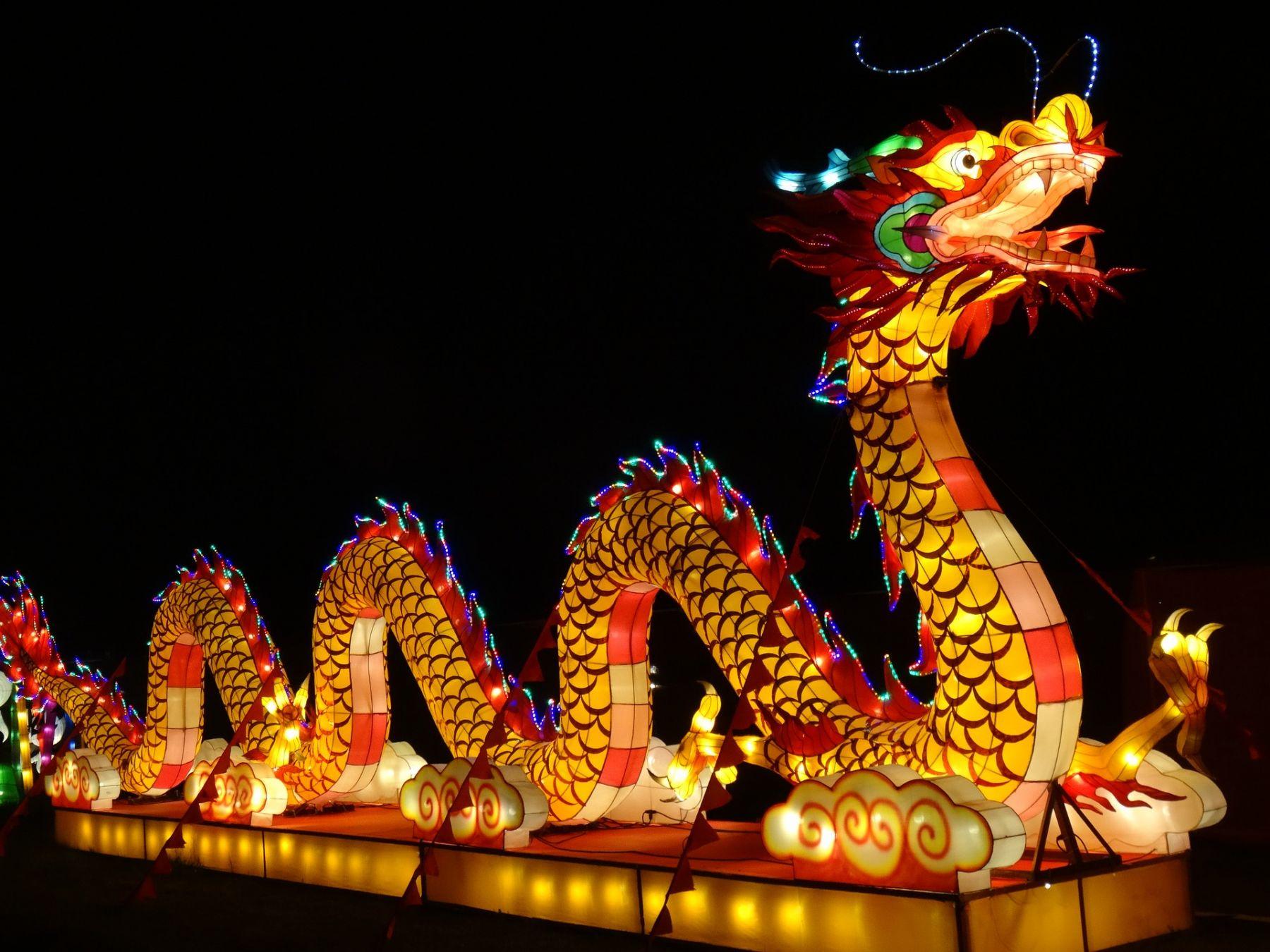 Capodanno cinese a Milano: la parata