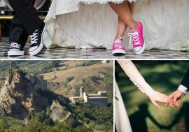 Hosting a Fairy Tale Wedding at Roccascalegna Castle