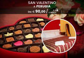 Offerta di San Valentino a Perugia