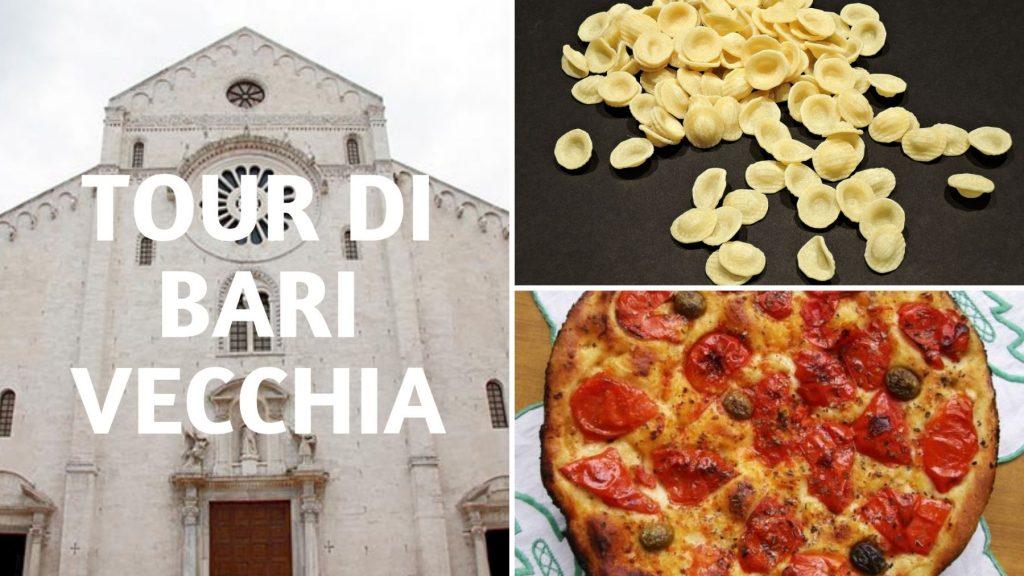 Tour di Bari Vecchia guidato con degustazione