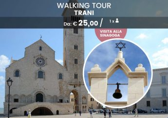 Visitare Trani in un giorno: walking tour guidato
