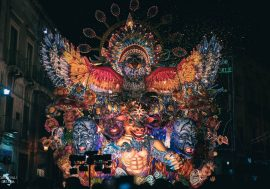 Acireale: The Most Beautiful Carnival in Sicily