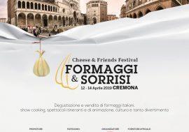 Formaggi e Sorrisi a Cremona