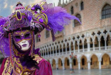A Brief History of Carnival in Venice