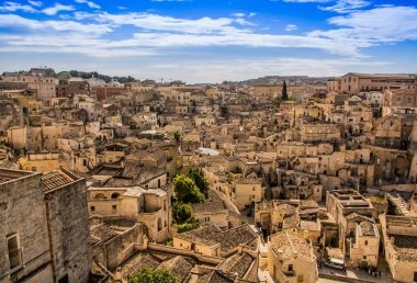 Matera 2019: European Capital of Culture
