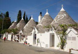 Visiting the Trulli Houses in Puglia's Alberobello