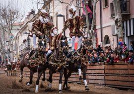Carnival Traditions in Oristano, Sardinia: la Sartiglia