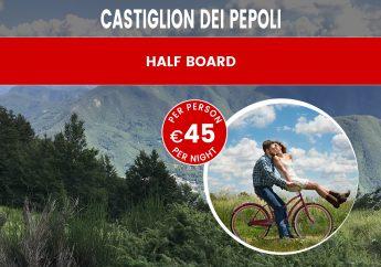 Tuscan-Emilian Appenines Getaway