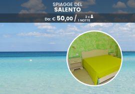 Spiagge del Salento: uno spettacolo anche fuori stagione