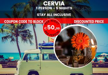 Riviera Romagnola: All-Inclusive Package in Cervia
