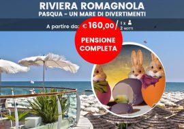 Pasqua sulla riviera romagnola: un mare di divertimenti per tutta la famiglia
