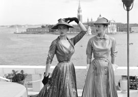 Photographic Exhibition: Dior in Venice