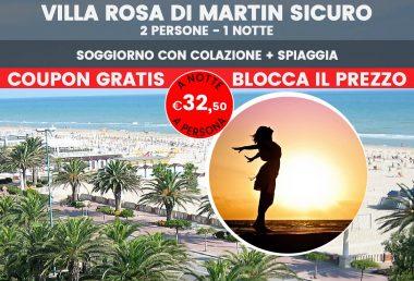 Mare d'Abruzzo: soggiorno in appartamento a Giugno