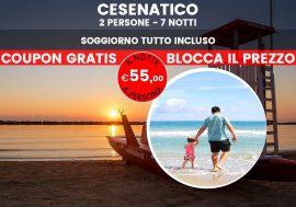 Vacanze last minute Cesenatico Giugno: All Inclusive