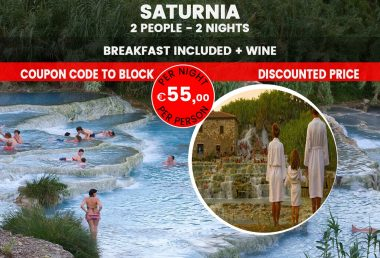 Saturnia Hot Springs Hotel Offer