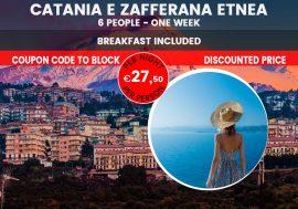 Last minute Sicily: Catania and Zafferana Etnea