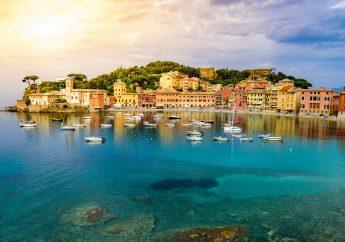 Italian Riviera- the Riviera di Levante