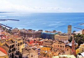 Amalfi Coast: Visiting Salerno and its Sea