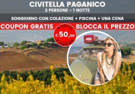 Offerta vacanze Settembre: soggiorno nel Basso Merse