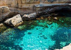 The Grotta della Poesia in Puglia