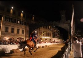 The Palio of San Rocco in the Chianti Hills
