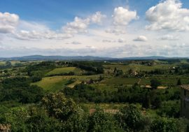 Exploring Figline Valdarno in the Chianti Hills