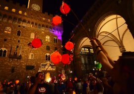 Things to Do in Florence: the Rificolona Paper Lantern Festival
