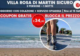 Offerta Last Minute in Abruzzo: Villa Rosa di Martinsicuro