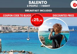 Last Minute Salento Holiday Offer