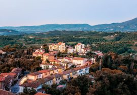 Chiusi: the Etruscan Village in Tuscany's Siena Province