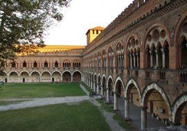 Un castello tutto da scoprire a Pavia