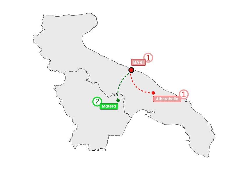 tour-puglia-e-matera-itinerario-dooid