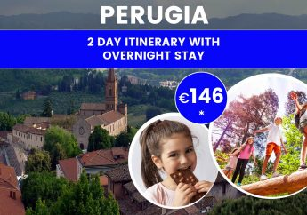 Family Weekend in Perugia, Italy