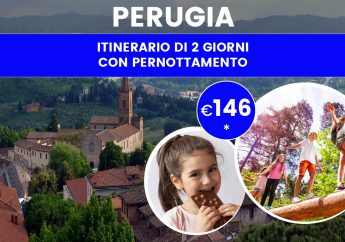 Weekend in famiglia: Perugia family friendly