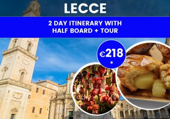 Weekend in Puglia: Christmas Markets in Lecce